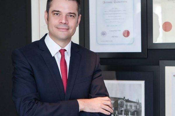 Δρ. Ιορδάνης Χατζηαγγελίδης MBA FEBO