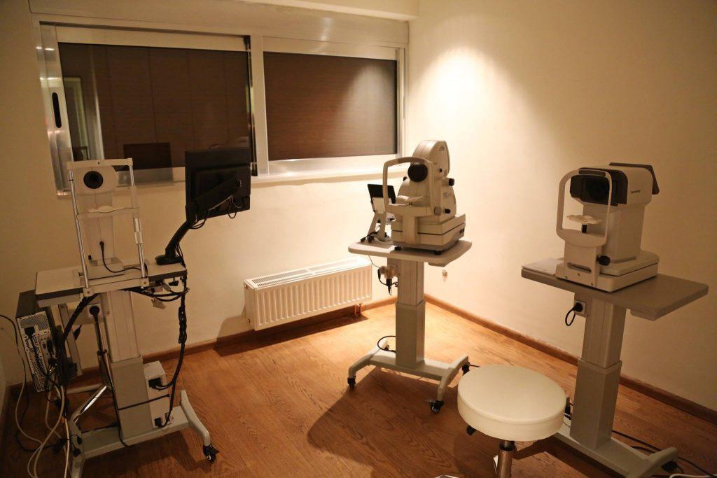Ιατρείο οφθαλμιάτρου Ιορδάνη Χατζηαγγελίδη στο Ψυχικό Αθήνα