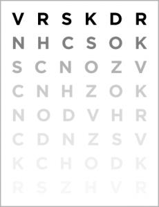 Οφθαλμιατρική εξέταση καταρράκτη
